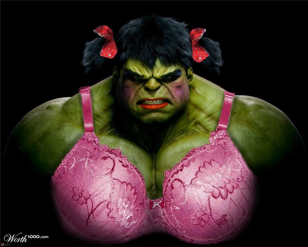 woman hulk